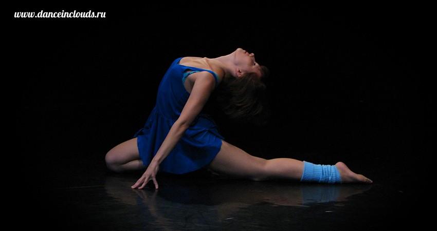 Анна Дубровская. Танцевальная импровизация