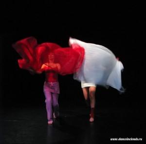 Женские архетипы как основа интересного танца