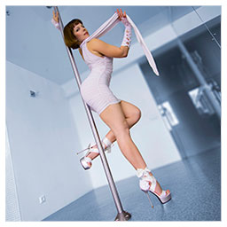 Занятия в Pole Dance Studio 1366