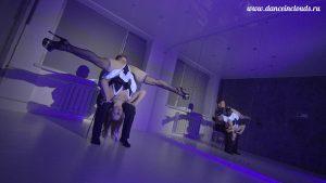Контакт со зрителем во время танца
